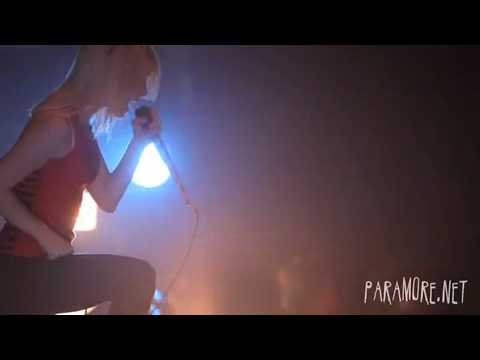 PARAMORE Ignorance In Europe