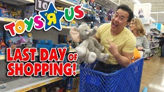 "Video MAKING A MUSIC VIDEO IN TOYS ""R"" US!!! Toys ""R"" Us Closing BTS! Last Day of Toy Shopping! MP3, 3GP, MP4, WEBM, AVI, FLV Juni 2018"
