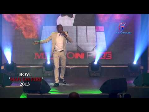 "BOVI MAN ON FIRE 2013 ""KIM KARDASHIAN PART 2"""