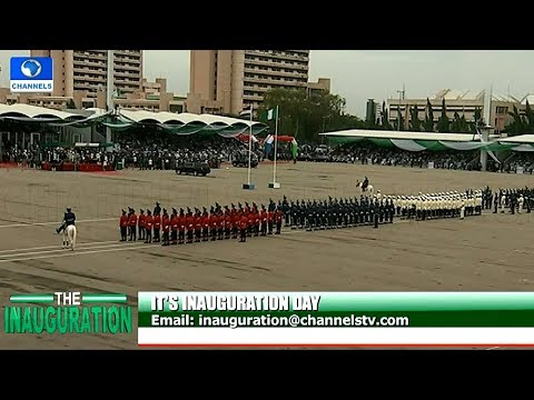 Sights And Sounds Of Buhari's Inauguration Pt.2