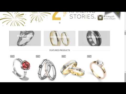 Zoey - Philippines Most Liked Jewelry Store
