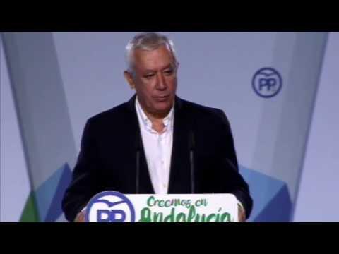 """Arenas: """"El PP es un partido ganador"""""""