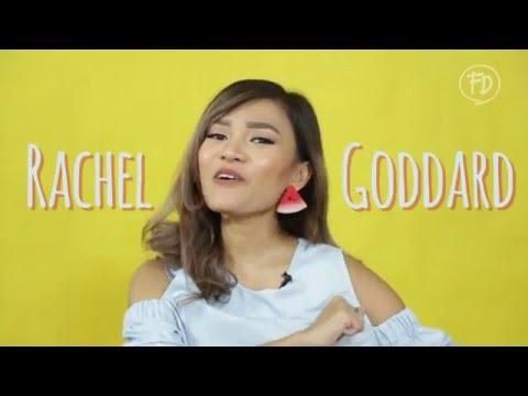 Tips Ngeles dari Kritik Soal Makeup! | Rachel Goddard
