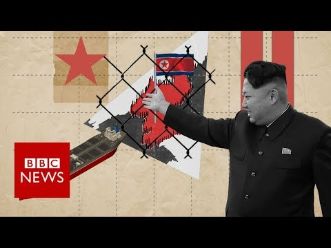How is North Korea evading sanctions? - BBC News