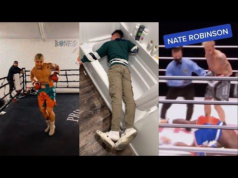 Jake Paul vs Nate Robinson Memes PART 2 (TikTok Compilation)