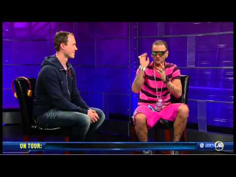 djskee - Live from AXS TV studios rapper RiFF RaFF sits down with the world famous DJ Skee for an interview on the