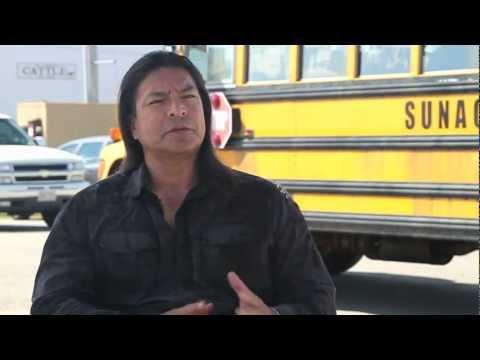 Crooked Arrows - Gil Birmingham Actor Interview