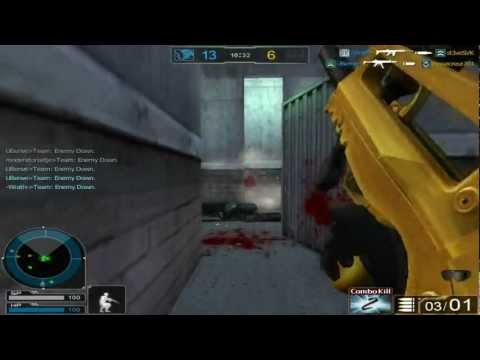 GamePlay con Famas en IndustryTown | FoxStriker Operation7