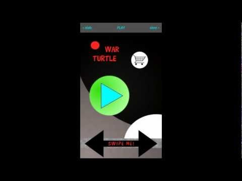 Video of WAR TURTLE