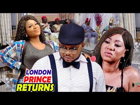 LONDON PRINCE RETURNS Season 5&6 Ken Erics/Destiny Etico - 2019 Latest Nigerian Nollywood Movie HD