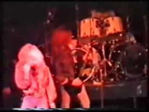 Sacrilege (uk) - The Captive (Hummingbird, Birmingham '88) online metal music video by SACRILEGE