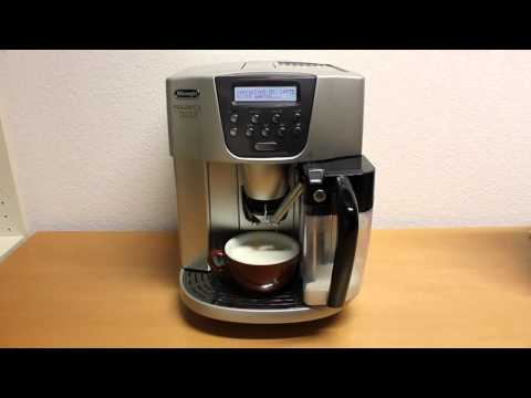 delonghi coffee maker review