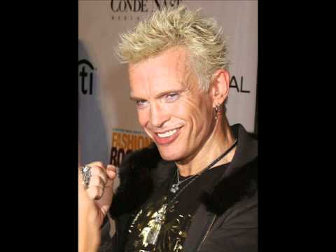 Billy Idol - Untouchables lyrics