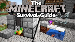 Crop Nano-Farms and AFK Fishing! • The Minecraft Survival Guide (Tutorial Lets Play) [Part 66]