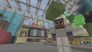 Minecraft Xbox - Toy Story 2 Adventure Map - Piggys and Sheeps! (3)