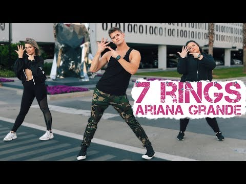 7 Rings - Ariana Grande | Caleb Marshall | Dance Workout