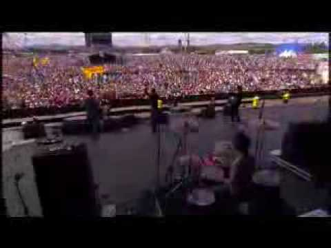 Shed Seven – Disco Down (T In The Park 2008)