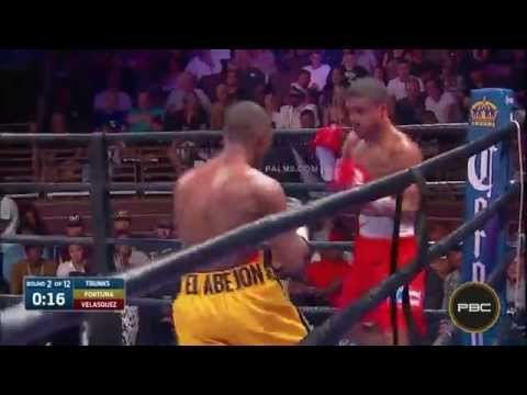 javier fortuna vs carlos velasquez: pbc on fox sports 1 highlights