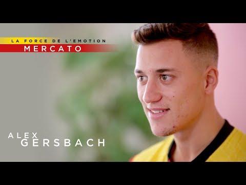 MERCATO : ALEX GERSBACH