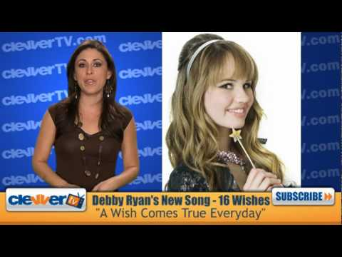 "Debby Ryan's ""A Wish Comes True Everyday"" New Song Update"