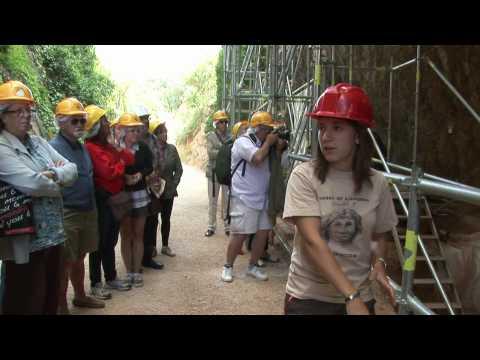Visita a los yacimientos de Atapuerca (Burgos)