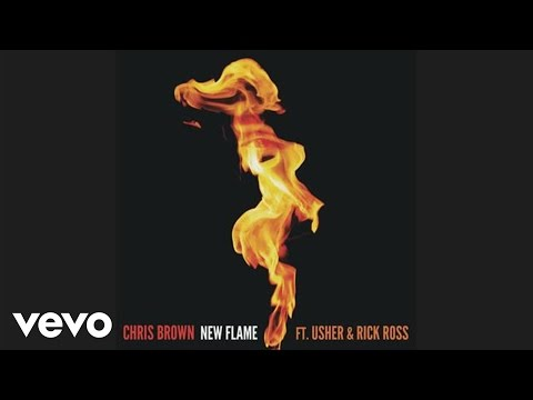 New Flame - Chris Brown, Usher, Rick Ross