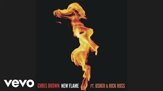 Chris Brown feat. Usher & Rick Ross - New Flame - YouTube