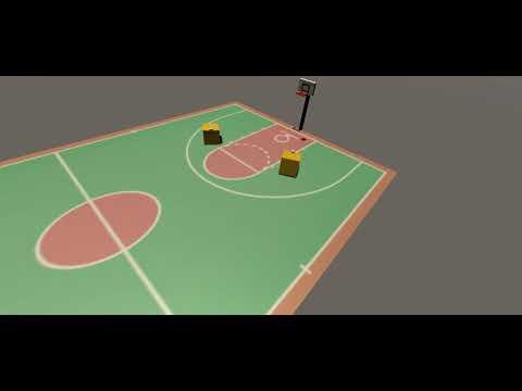 Devlog: A basketball Game - 2