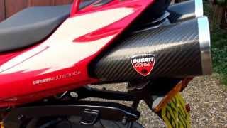 7. Ducati Multistrada 1100DS