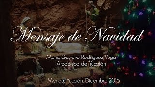 Mensaje Navideño 2016