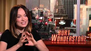 Nonton The Incredible Burt Wonderstone (2013) Exclusive Olivia Wilde Interview [HD] Film Subtitle Indonesia Streaming Movie Download