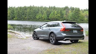 www.autoTRADER.ca review of the 2017 Volvo V90 Cross Country, presented by Justin Pritchard