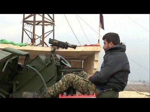 Οι κυβερνητικές δυνάμεις της Συρίας προελαύνουν προς το Χαλέπι