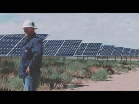 Solar Energy - Avangrid Renewables