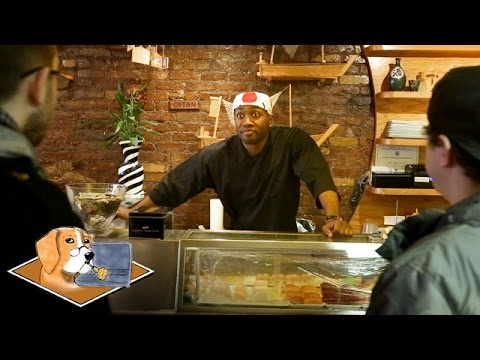 Black Sushi Chef Just Can't Catch A Break