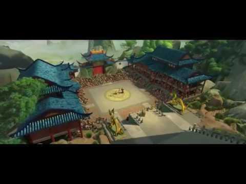 Kung Fu Panda 4 trailer (hindi)