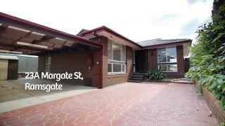 Margate Australia  city photos gallery : Raine & Horne Sans Souci Property Video - 23A Margate Street Ramsgate NSW 2217 Australia