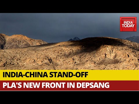 China Opens New Front At Ladakh's Depsang,
