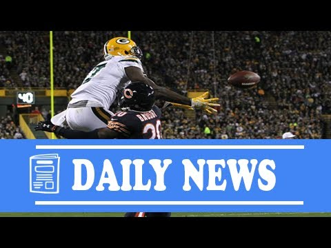 [Daily News] Packers' davante adams released from hospital, is 'at home feeling great'