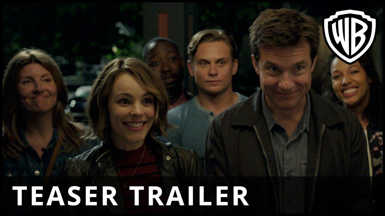 Watch Jason Bateman & Rachel McAdams in Comedy Murder-Mystery 'Game Night' (Trailer) with Jeffrey Wright