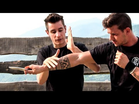 KRAV MAGA TRAINING • How to survive a Knife attack (part 4)