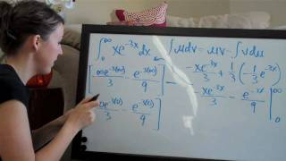 Improper Integral Example 1 PART 2/2