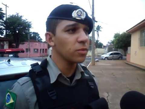 JATAÍ | PM registra mais um assalto a comércio no centro