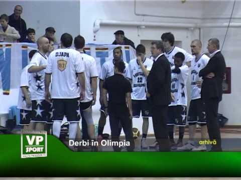 Derbi în Olimpia