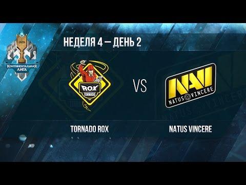 ROX vs NV - Неделя 4 День 2