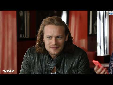Interview Sam Heughan Outlander Star vostvf