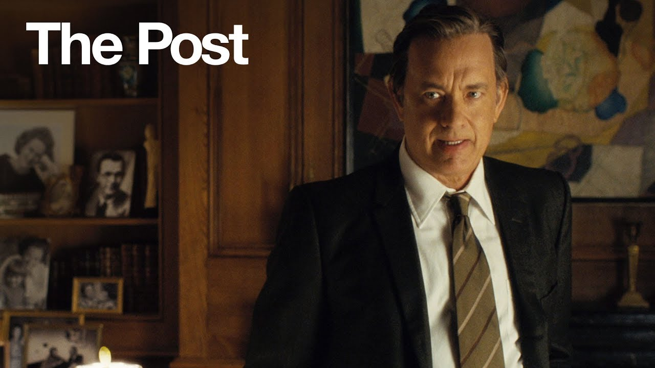 Watch as Tom Hanks & Meryl Streep UnCover Cover Up in Steven Spielberg's Historical Drama 'The Post' (Clip) with an Acclaimed Ensemble Cast