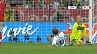Deutschland – Österreich 3:0 (06.09.2013)