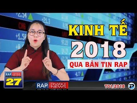 Kinh Tế Thế Giới 2018 Sẽ Như Thế Nào? - Bản Tin Rap Finance News 27