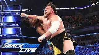 Nonton Kofi Kingston vs. Samoa Joe - Gauntlet Match Part 4: SmackDown LIVE, March 19, 2019 Film Subtitle Indonesia Streaming Movie Download
